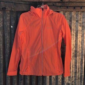 Columbia windbreaker/rain jacket.